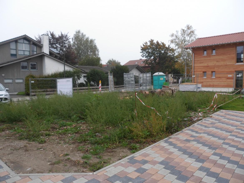 Bruckmühl – Einfamilienhaus – Baugrundstück in Vorbereitung